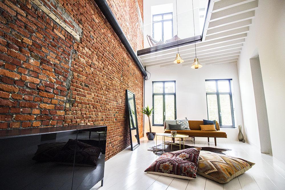 Picture of an event venue rental in Antwerp, Antwerp, Inside Claudia's loft 1078