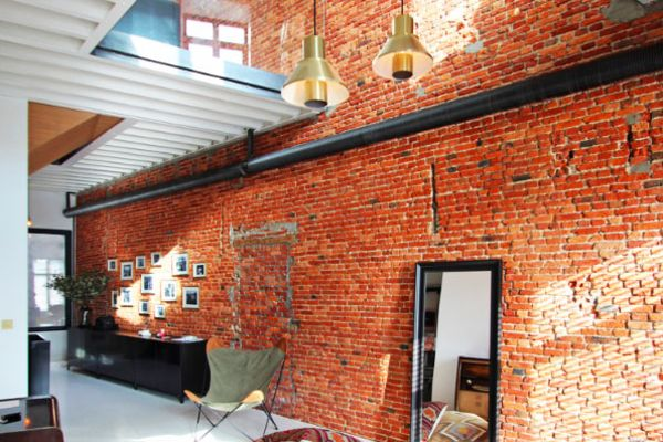 Picture of an event venue rental in Antwerp, Antwerp, Inside Claudia's loft 1089