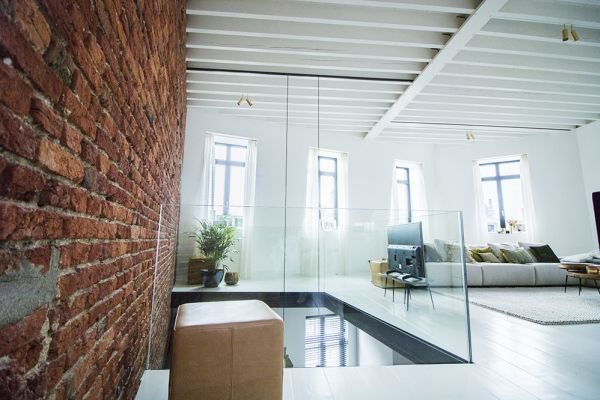 Picture of an event venue rental in Anvers, Antwerp, Inside Claudia's loft 2775