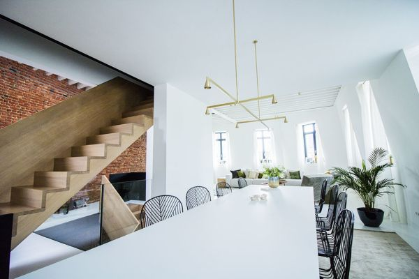 Picture of an event venue rental in Anvers, Antwerp, Inside Claudia's loft 2777