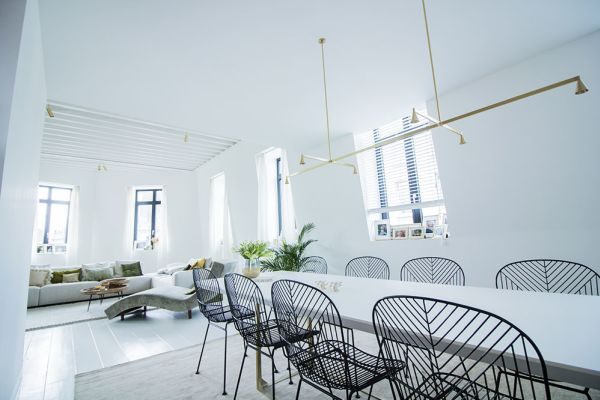 Picture of an event venue rental in Anvers, Antwerp, Inside Claudia's loft 2778