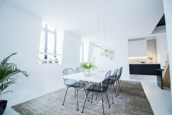 Picture of an event venue rental in Anvers, Antwerp, Inside Claudia's loft 2779
