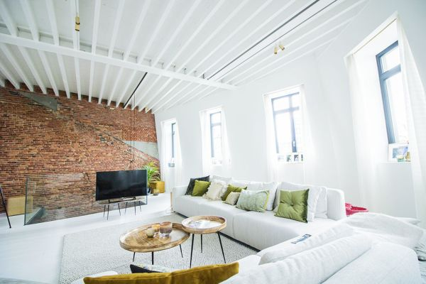 Picture of an event venue rental in Anvers, Antwerp, Inside Claudia's loft 2780