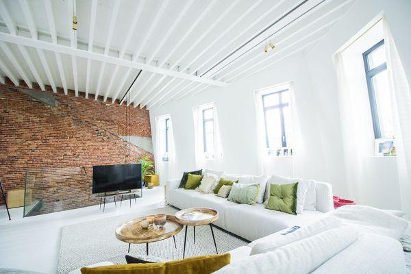 Picture of an event venue rental in Antwerp, Antwerp, Inside Claudia's loft 2780