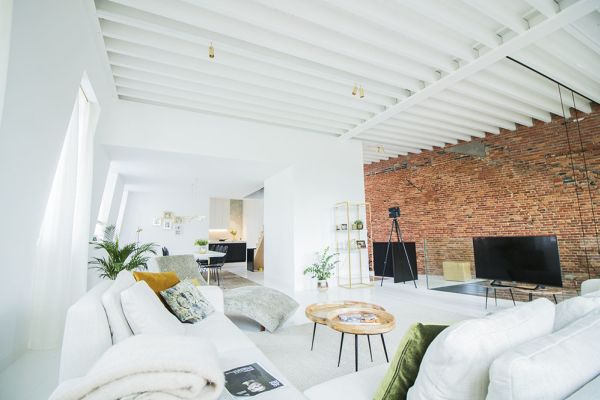 Picture of an event venue rental in Anvers, Antwerp, Inside Claudia's loft 2781