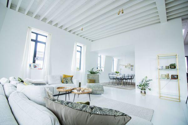 Picture of an event venue rental in Antwerp, Antwerp, Inside Claudia's loft 2782