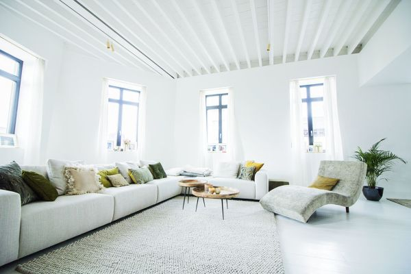 Picture of an event venue rental in Anvers, Antwerp, Inside Claudia's loft 2783