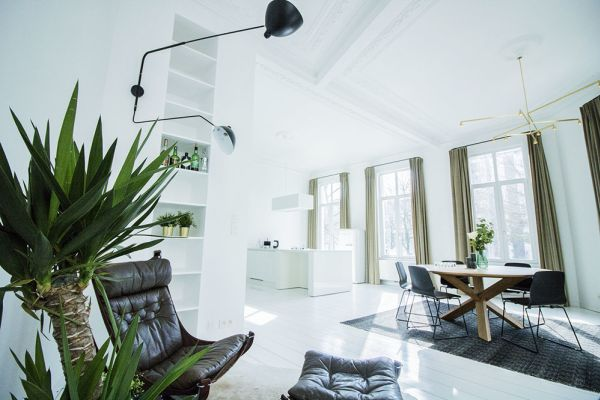 Picture of an event venue rental in Anvers, Antwerp, Inside Claudia's loft 2799