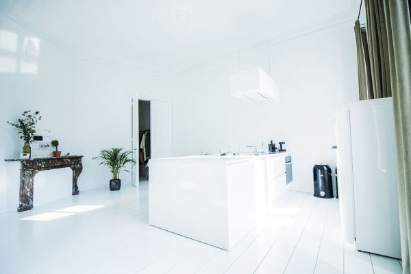 Picture of an event venue rental in Anvers, Antwerp, Inside Claudia's loft 2801