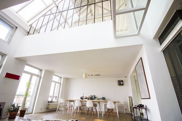 Picture of an event venue rental in Antwerp, Antwerp, Inside Sarah's loft (II) 1105