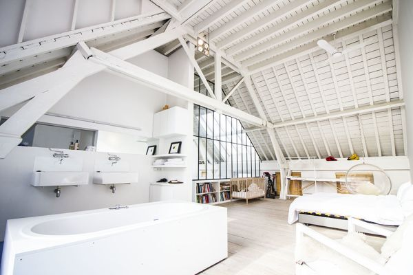 Picture of an event venue rental in Antwerp, Antwerp, Inside Sarah's loft (II) 1108