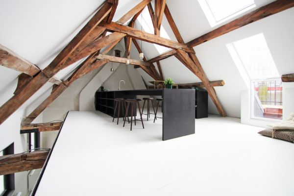 Picture of an event venue rental in Anvers, Antwerp, Inside Claudia's house 1134
