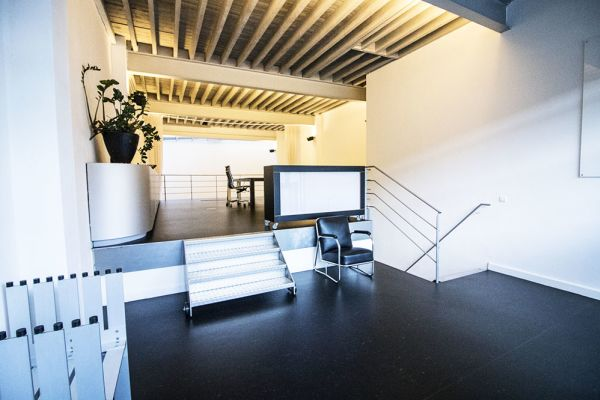Picture of an event venue rental in Antwerp, Antwerp, Inside Carita's gallery 1199