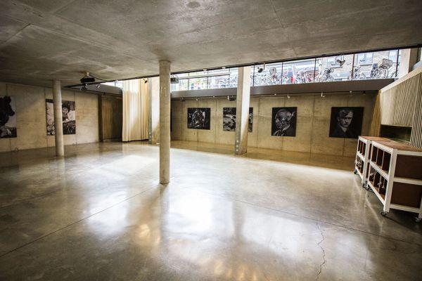 Picture of an event venue rental in Antwerp, Antwerp, Inside Klara's gallery 1207