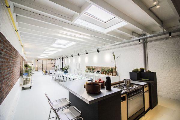 Photo d'une salle à louer à Elsene, Bruxelles, Dans le loft de Gustave 5603