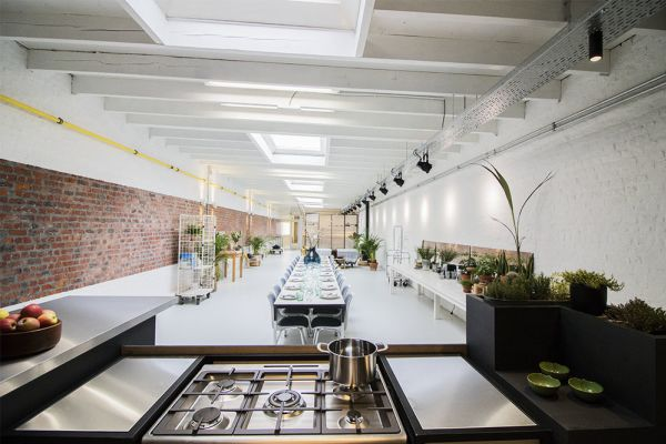 Picture of an event venue rental in Elsene, Brussels, Inside Gustave's loft 5604