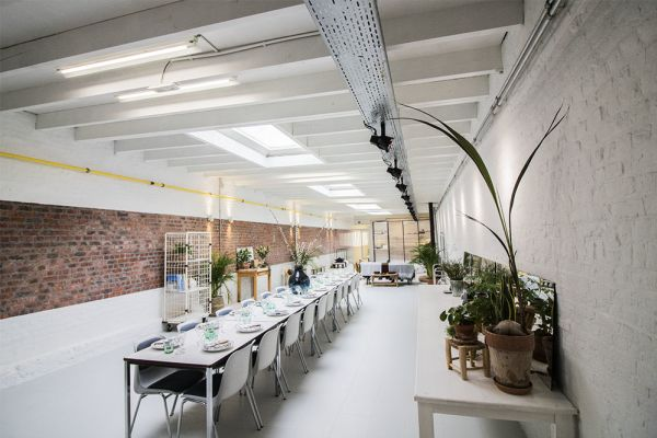 Picture of an event venue rental in Elsene, Brussels, Inside Gustave's loft 5605
