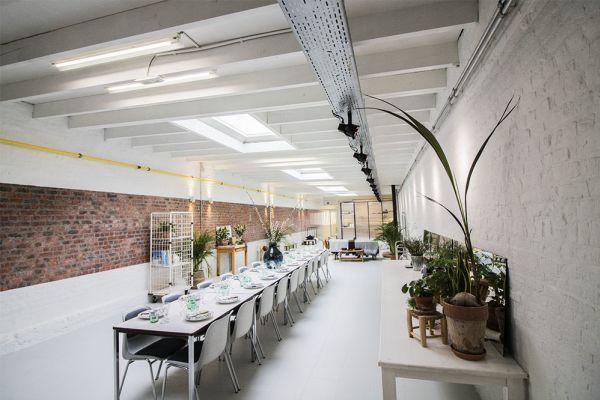 Photo d'une salle à louer à Elsene, Bruxelles, Dans le loft de Gustave 5605
