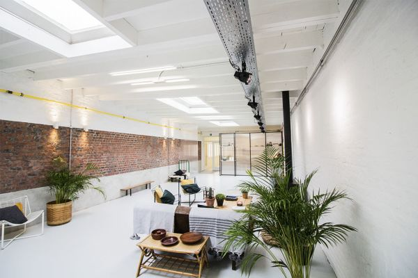 Picture of an event venue rental in Elsene, Brussels, Inside Gustave's loft 5606