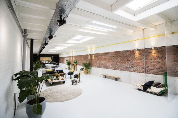 Picture of an event venue rental in Elsene, Brussels, Inside Gustave's loft 5607