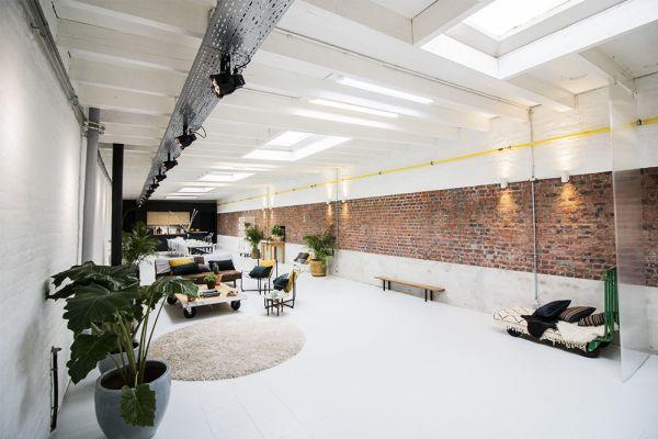 Photo d'une salle à louer à Elsene, Bruxelles, Dans le loft de Gustave 5607