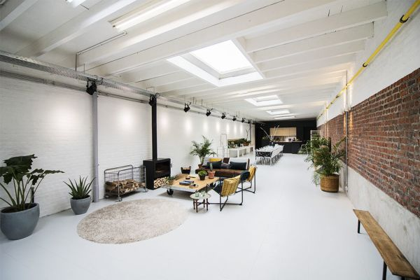 Picture of an event venue rental in Elsene, Brussels, Inside Gustave's loft 5608