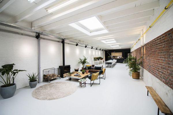 Photo d'une salle à louer à Elsene, Bruxelles, Dans le loft de Gustave 5608