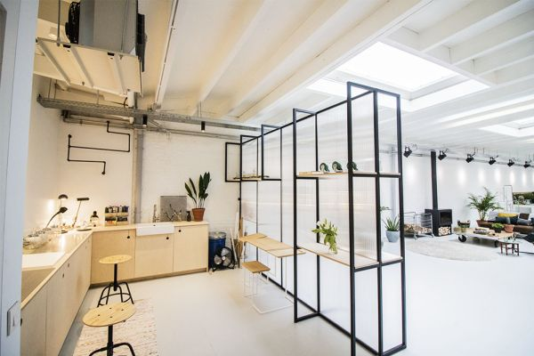 Picture of an event venue rental in Elsene, Brussels, Inside Gustave's loft 5610