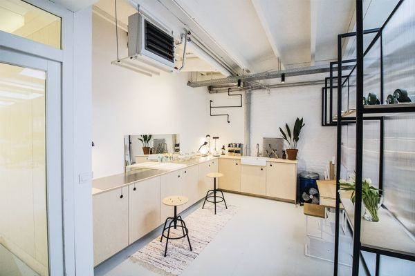 Picture of an event venue rental in Elsene, Brussels, Inside Gustave's loft 5611