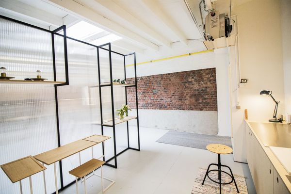Picture of an event venue rental in Elsene, Brussels, Inside Gustave's loft 5612
