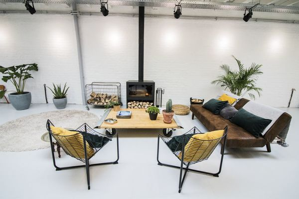 Picture of an event venue rental in Elsene, Brussels, Inside Gustave's loft 5616