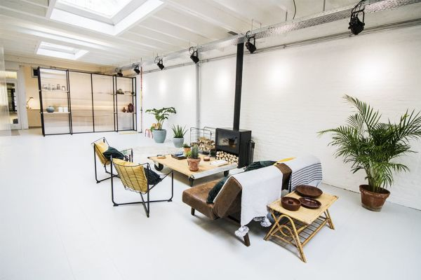 Picture of an event venue rental in Elsene, Brussels, Inside Gustave's loft 5617