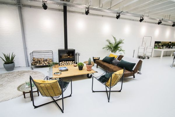 Picture of an event venue rental in Elsene, Brussels, Inside Gustave's loft 5618