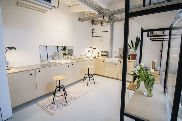 Picture of an event venue rental in Elsene, Brussels, Inside Gustave's loft 5619