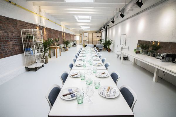 Picture of an event venue rental in Elsene, Brussels, Inside Gustave's loft 5620