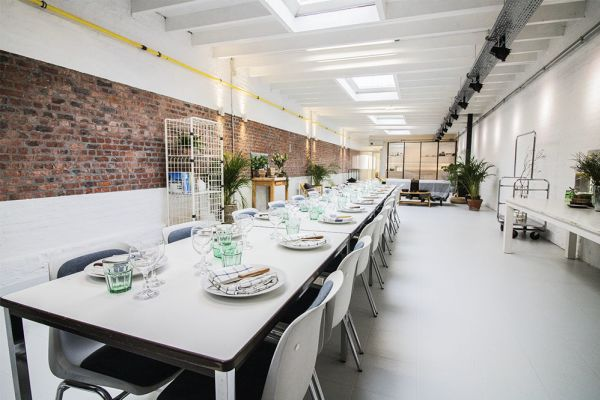 Picture of an event venue rental in Elsene, Brussels, Inside Gustave's loft 5621
