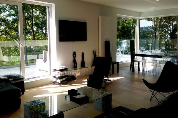 Picture of an event venue rental in Uccle, Brussels, Inside Luz's penthouse 13448