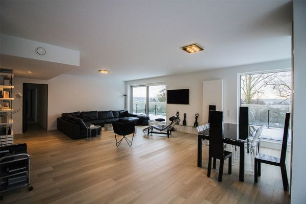 Picture of an event venue rental in Uccle, Brussels, Inside Luz's penthouse 5656