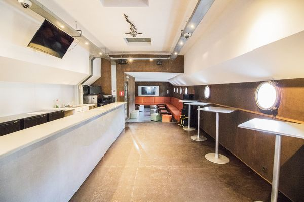Picture of an event venue rental in Brussel, Brussels, Inside Christian's houseboat 5863