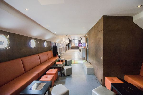 Picture of an event venue rental in Brussel, Brussels, Inside Christian's houseboat 5867