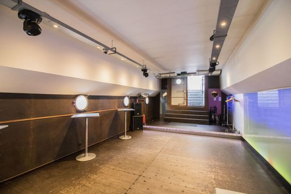 Picture of an event venue rental in Brussel, Brussels, Inside Christian's houseboat 5869