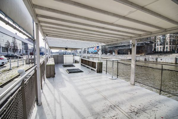 Picture of an event venue rental in Brussel, Brussels, Inside Christian's houseboat 5882