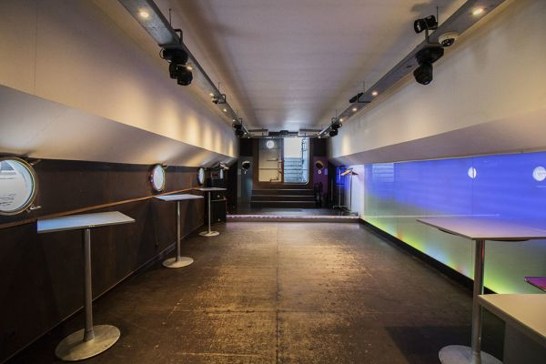 Picture of an event venue rental in Brussel, Brussels, Inside Christian's houseboat 5885