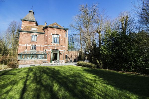 Picture of an event venue rental in Watermael-Boitsfort, Brussels, Inside Blue's villa 5900