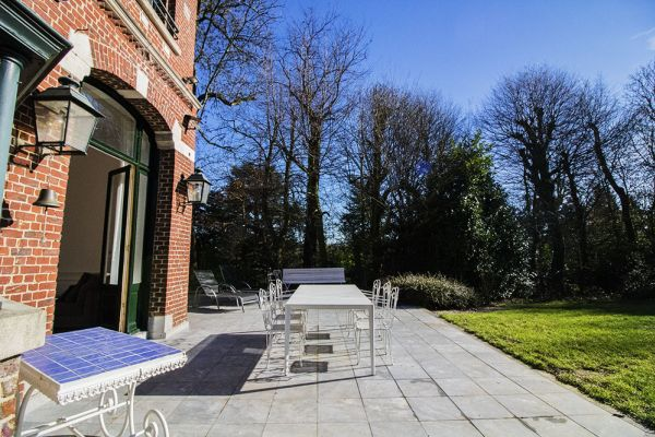 Picture of an event venue rental in Watermael-Boitsfort, Brussels, Inside Blue's villa 5901