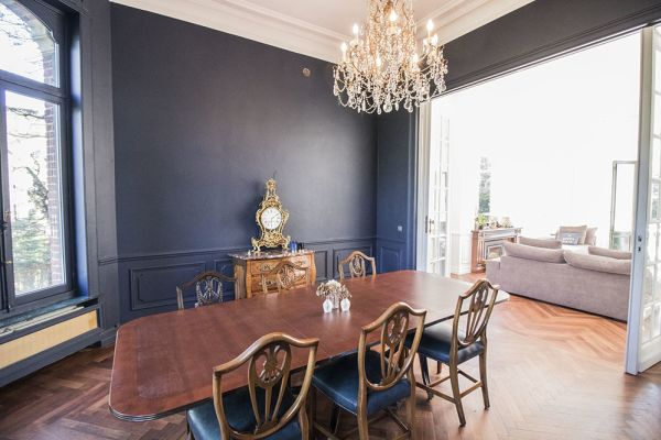Picture of an event venue rental in Watermael-Boitsfort, Brussels, Inside Blue's villa 5927