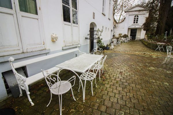 Picture of an event venue rental in Bevere, East Flanders, Inside Julien & Lena's Tea Room 6085