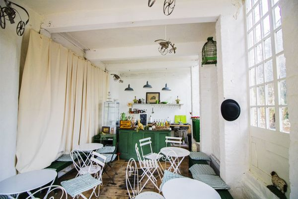 Picture of an event venue rental in Bevere, East Flanders, Inside Julien & Lena's Tea Room 6091
