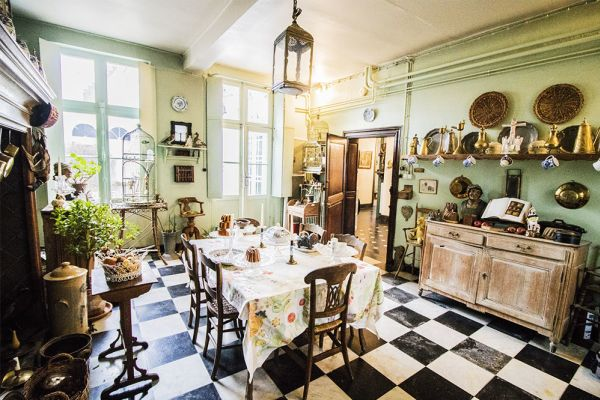 Picture of an event venue rental in Bevere, East Flanders, Inside Julien & Lena's house: Ground floor & Tea Room 6124