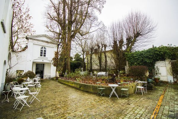 Picture of an event venue rental in Bevere, East Flanders, Inside Julien & Lena's house: Ground floor & Tea Room 6150